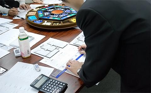 戦略MG マネジメントゲームの取材
