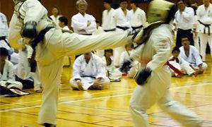 第35回拳正会全国空手道選手権大会
